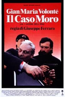 O Caso Aldo Moro - Poster / Capa / Cartaz - Oficial 2