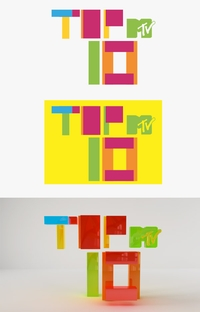 Top 10 MTV - Poster / Capa / Cartaz - Oficial 6