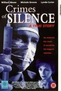 Crimes do Silêncio - Poster / Capa / Cartaz - Oficial 1