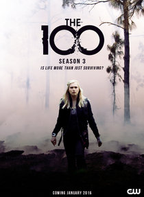 The 100 (3ª Temporada) - Poster / Capa / Cartaz - Oficial 3