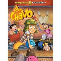 Chaves em Desenho Animado (5° Temporada) - Poster / Capa / Cartaz - Oficial 1