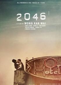 2046 - Os Segredos do Amor - Poster / Capa / Cartaz - Oficial 8
