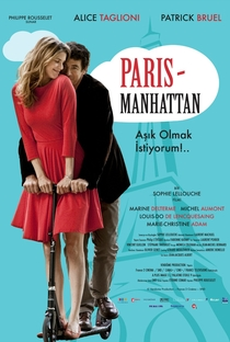 Paris-Manhattan - Poster / Capa / Cartaz - Oficial 2