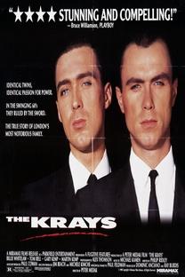 Os Implacáveis Krays - Poster / Capa / Cartaz - Oficial 2