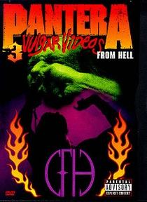 Pantera - Vulgar videos From Hell - Poster / Capa / Cartaz - Oficial 1