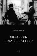 Sherlock Holmes Perplexo