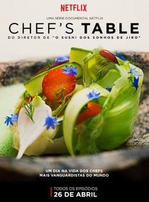 Chef's Table (1ª Temporada) - Poster / Capa / Cartaz - Oficial 2