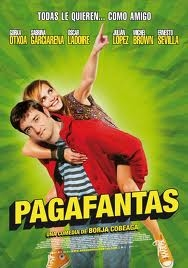 Pagafantas - Poster / Capa / Cartaz - Oficial 1
