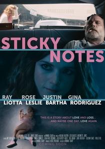 Sticky Notes - Poster / Capa / Cartaz - Oficial 1