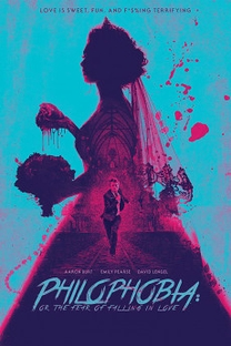 Philophobia: or the Fear of Falling in Love - Poster / Capa / Cartaz - Oficial 1