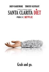 Santa Clarita Diet (1ª Temporada) - Poster / Capa / Cartaz - Oficial 4