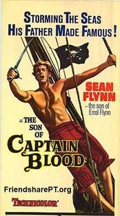 O Filho do Capitão Blood - Poster / Capa / Cartaz - Oficial 1