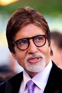 Amitabh Bachchan - Poster / Capa / Cartaz - Oficial 2