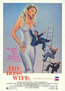 A Mulher do Chefe - Poster / Capa / Cartaz - Oficial 1