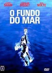 O Fundo do Mar - Poster / Capa / Cartaz - Oficial 3