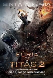 Fúria de Titãs 2 - Poster / Capa / Cartaz - Oficial 1