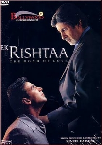 Ek Rishtaa: The Bond of Love - Poster / Capa / Cartaz - Oficial 3