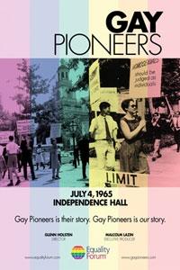 Gay Pioneers - Poster / Capa / Cartaz - Oficial 1
