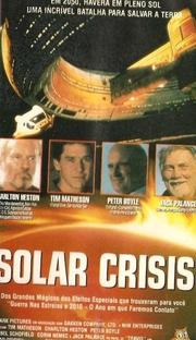 Solar Crisis - Poster / Capa / Cartaz - Oficial 2