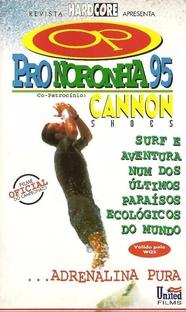 Pro Noronha 95 Cannon Shoes Surf - Poster / Capa / Cartaz - Oficial 1