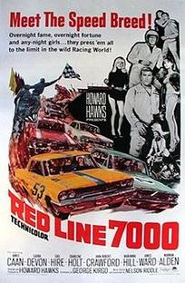 Faixa Vermelha 7000 - Poster / Capa / Cartaz - Oficial 1