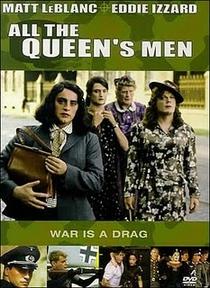 Todos os Homens da Rainha - Poster / Capa / Cartaz - Oficial 1