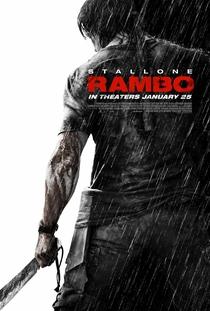 Rambo IV - Poster / Capa / Cartaz - Oficial 2