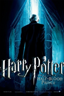 Harry Potter e o Enigma do Príncipe - Poster / Capa / Cartaz - Oficial 10