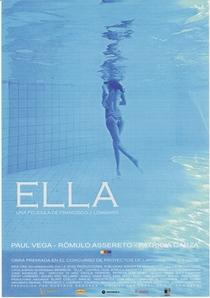Ella - Poster / Capa / Cartaz - Oficial 1
