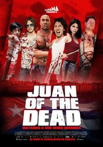 Juan dos Mortos - Poster / Capa / Cartaz - Oficial 10