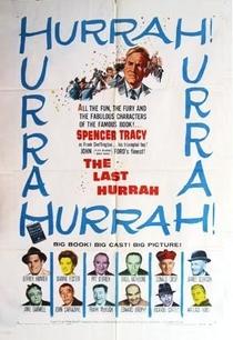 O Último Hurrah - Poster / Capa / Cartaz - Oficial 1