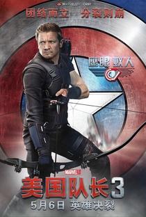 Capitão América: Guerra Civil - Poster / Capa / Cartaz - Oficial 22