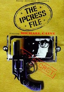 Ipcress - O Arquivo Confidencial - Poster / Capa / Cartaz - Oficial 1