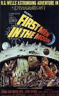 Os Primeiros Homens na Lua  - Poster / Capa / Cartaz - Oficial 1