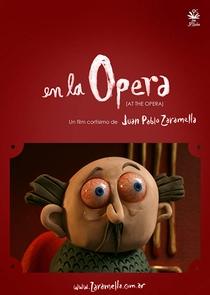 Na Ópera - Poster / Capa / Cartaz - Oficial 1