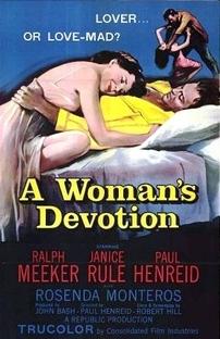 Devoção de Mulher - Poster / Capa / Cartaz - Oficial 1
