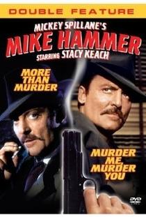 Murder Me, Murder You - Poster / Capa / Cartaz - Oficial 1