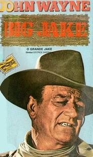 Jake Grandão - Poster / Capa / Cartaz - Oficial 2