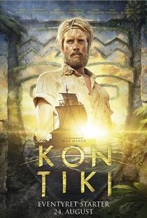 Expedição Kon Tiki - Poster / Capa / Cartaz - Oficial 3