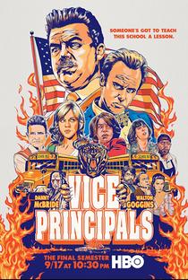 Vice Principals (2ª Temporada) - Poster / Capa / Cartaz - Oficial 1