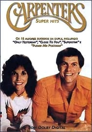 Carpenters Super Hits - Poster / Capa / Cartaz - Oficial 1