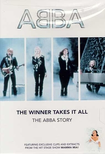 ABBA - The Winner takes it all - A história do ABBA - Poster / Capa / Cartaz - Oficial 1