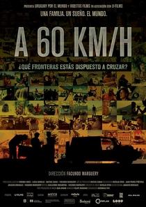 A 60 km/h  - Poster / Capa / Cartaz - Oficial 1