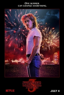 Stranger Things (3ª Temporada) - Poster / Capa / Cartaz - Oficial 16