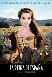 A Rainha da Espanha - Poster / Capa / Cartaz - Oficial 4
