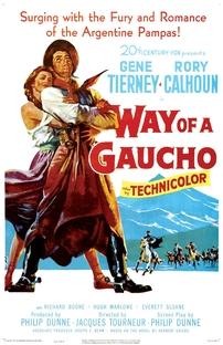 O Gaúcho - Poster / Capa / Cartaz - Oficial 1