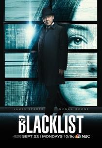 Lista Negra (4ª Temporada) - Poster / Capa / Cartaz - Oficial 1