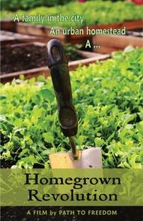 Homegrown Revolution - Poster / Capa / Cartaz - Oficial 1