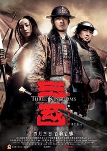 Três Guerreiros - A Ressurreição Do Dragão - Poster / Capa / Cartaz - Oficial 2