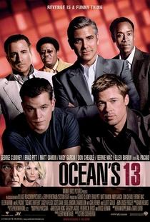 Treze Homens e um Novo Segredo - Poster / Capa / Cartaz - Oficial 4